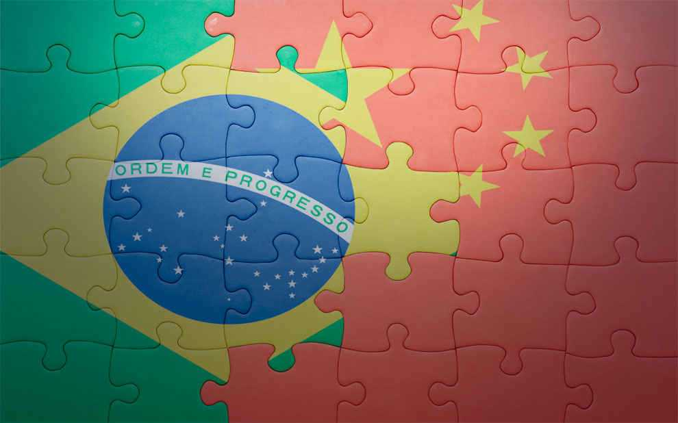 Resultado de imagen para brasil china