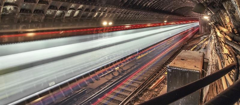 OlarteMoure - tren subterráneo - Brasil