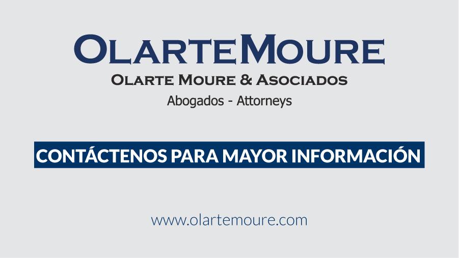 información OlarteMoure