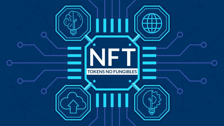 NFT tokens no fungibles