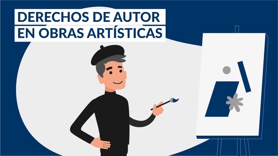 derechos de autor en obras artisticas